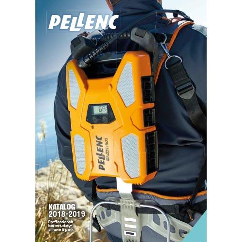 Pellenc katalog 2018