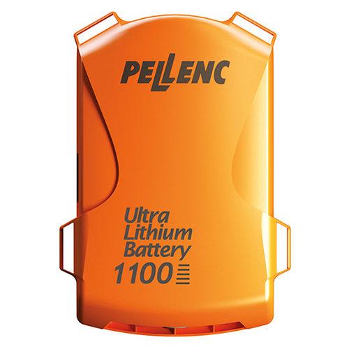 Pellenc Ultra Lithium batteri 1100