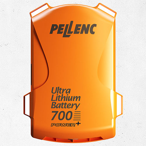 Pellenc Ultra Lithium batteri 700 Power+