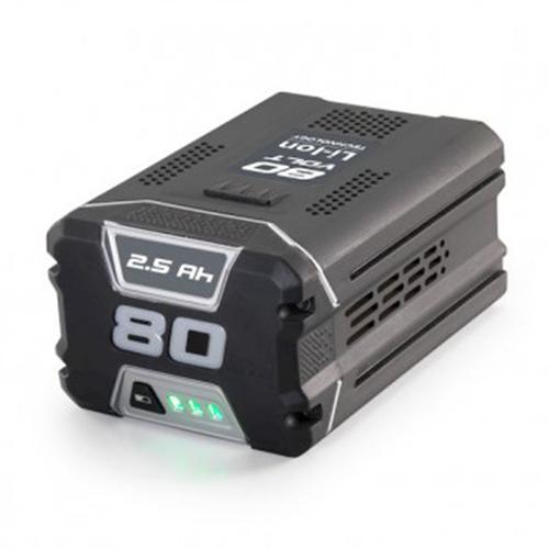 SBT 2580 AE 80 V batteri 2,5 Ah