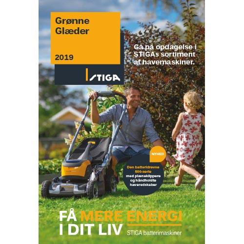 Grønne Glæder-brochure 2019