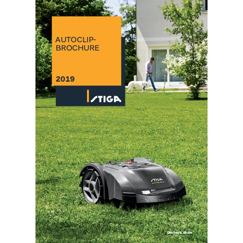 STIGA Autoclip-brochure 2019